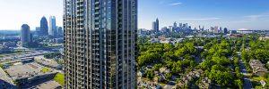 Luxury apartment midtown Atlanta
