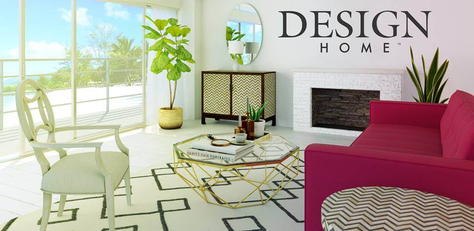 Do You Have Design Home? It's the Newest App That Is Perfect For Decorating Your Atlantic Condo!