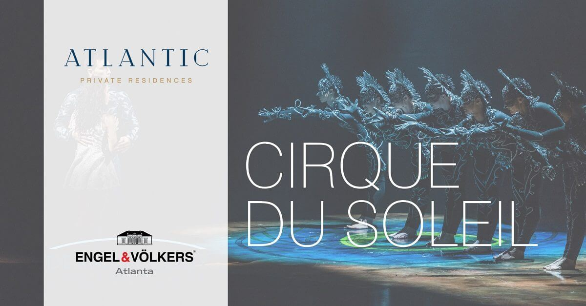 Cirque du Soleil at Atlantic Station
