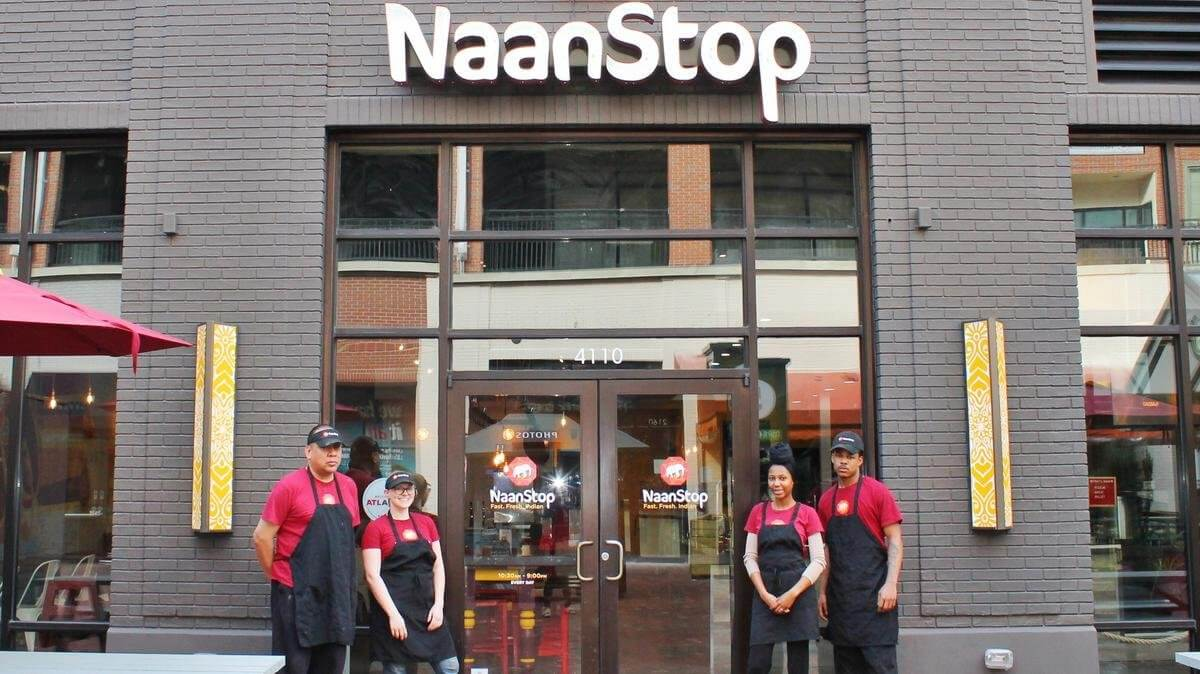Indian Fast Casual Restaurant Naanstop Opens In Atlantic