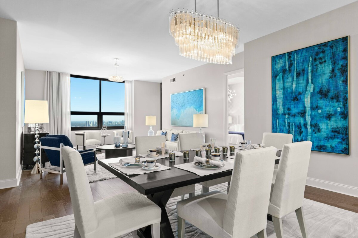 Refined Interiors From a New View
