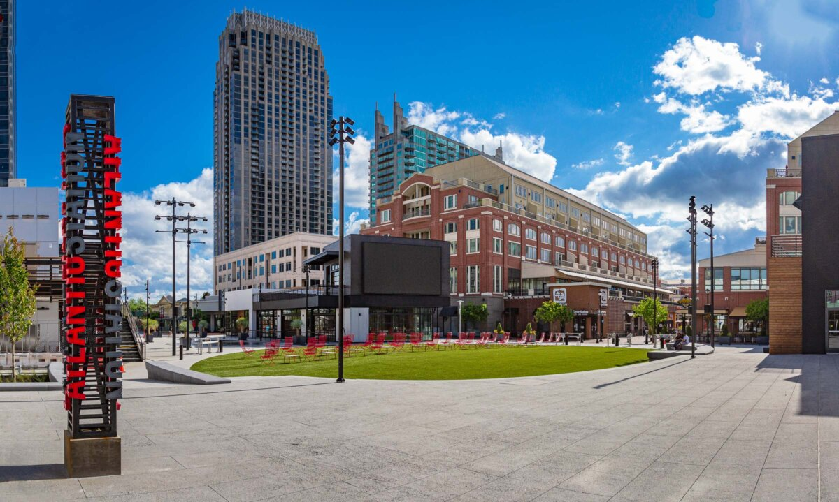 The Best of Spring in Atlantic Station